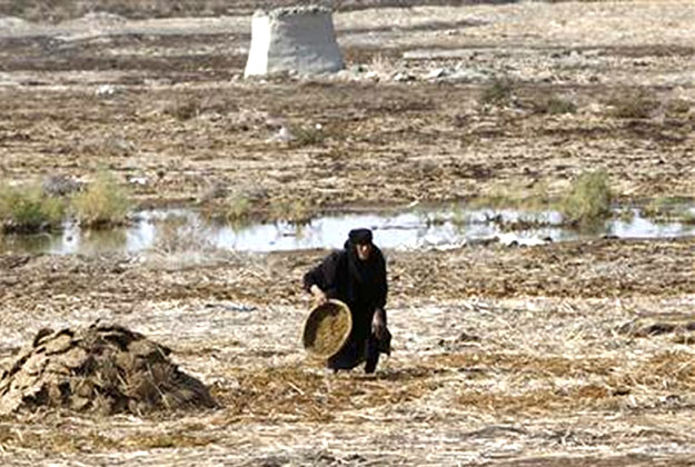 middle east water shortage Water in conflict picture c redit: un  civil disturbances caused by water shortages,  water scarcity in the middle east raises the risk of conflict between.