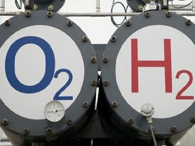Japan had already invented water generators in 2008 and we're claiming to have invented them in 2012. PHOTO: REUTERS