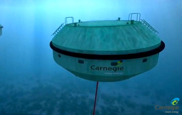 Carnegie-Wave-Energy