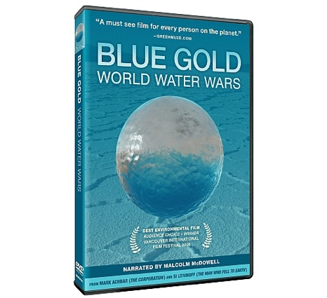 blue gold the water crisis I was warned by a colleague that my head would explode if i watched the film, blue gold: world water wars, that is based on the similarly-titled book by maude barlow and tony clarke i viewed the film three times, and all is still intact i have not read the book i could spend far more time.