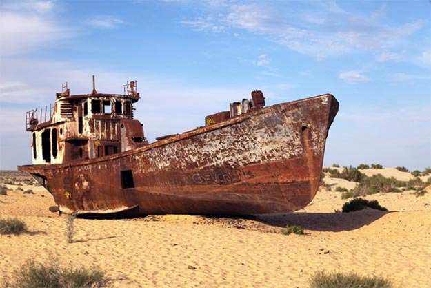 Aral-Sea-basin