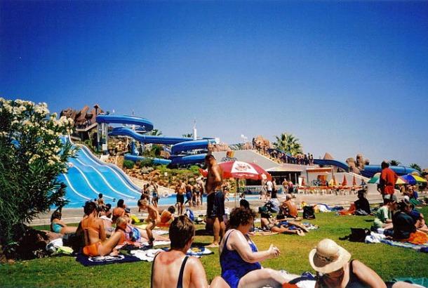 Fasouri Watermania Waterpark (Cyprus)