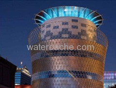 4.0 million gallon thermal energy storage tank in Sacramento, CA