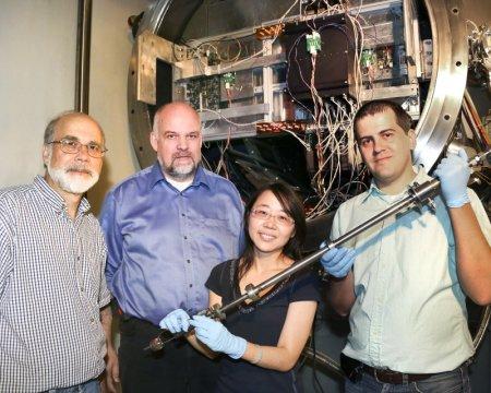 Water-nanomaterials
