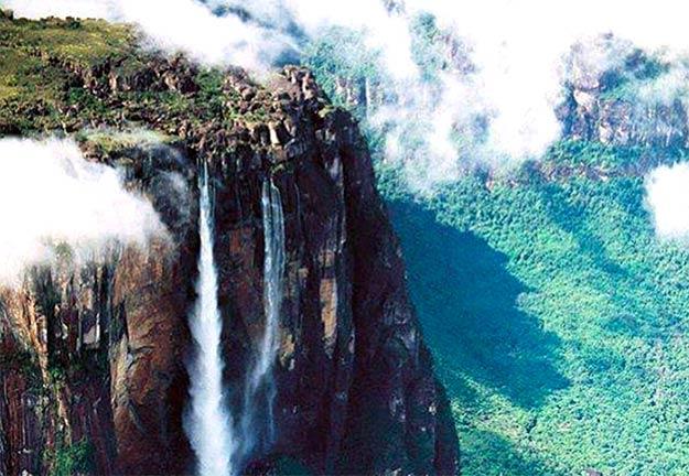 Angel Falls Auyantepui Venezuela