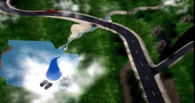 Круговорот воды в природе: Новые приключения капельки