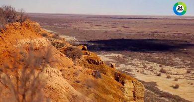 Аральское море — Источник тайн и загадок