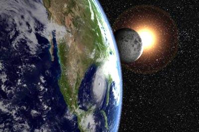 Лунно-солнечный прогноз на сегодня