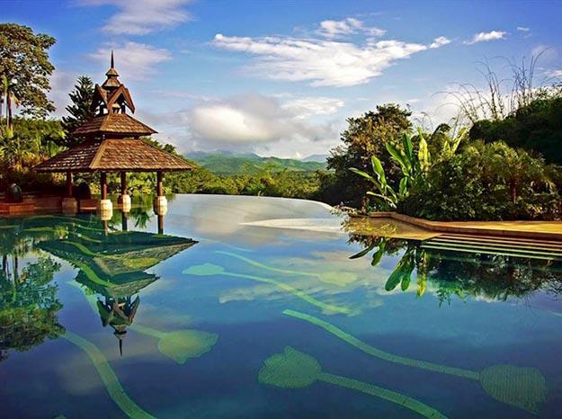 Отель Golden Triangle Resort