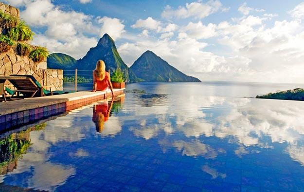 Отель Jade Mountain Resort