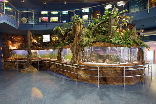 universo-tropical-aquarium-barcelona